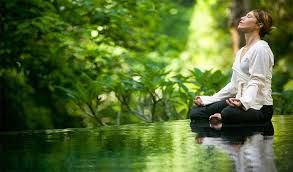 Meditation can be done anywhere