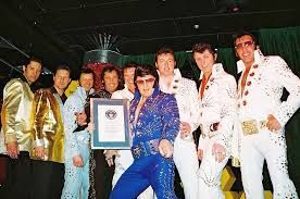 Its not easy to become the top Elvis impersonator