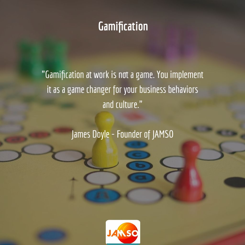 Gamification quote