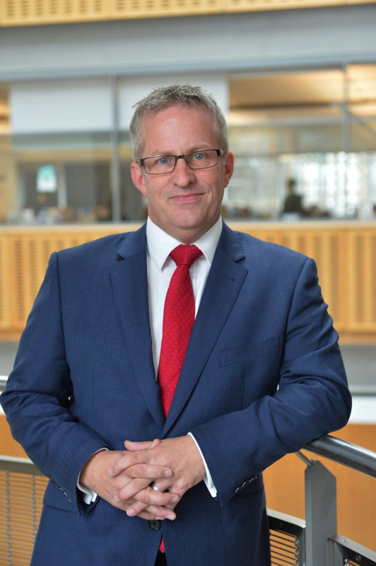 Ulster University Vice Chancellor