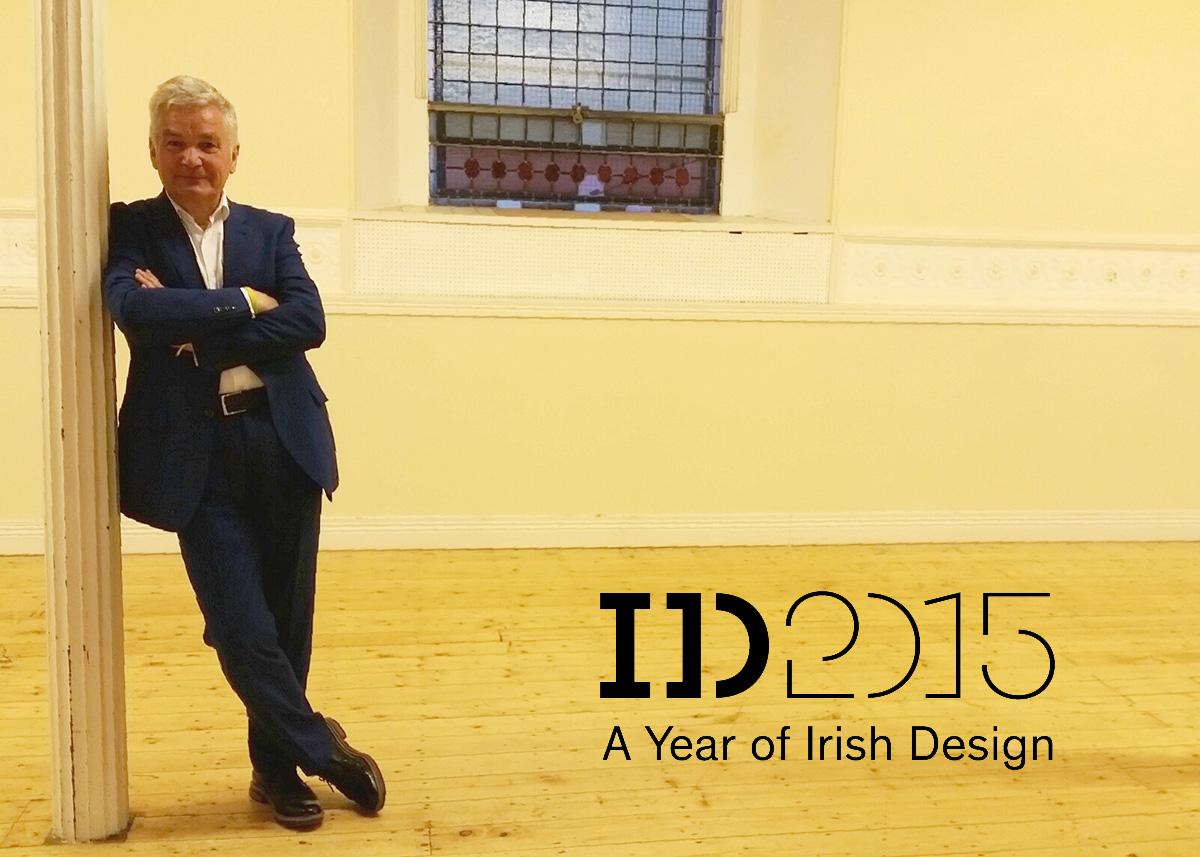 Irish Design 2015 Regional Coordinator &Chairman of the Northern Ireland Design Alliance.
