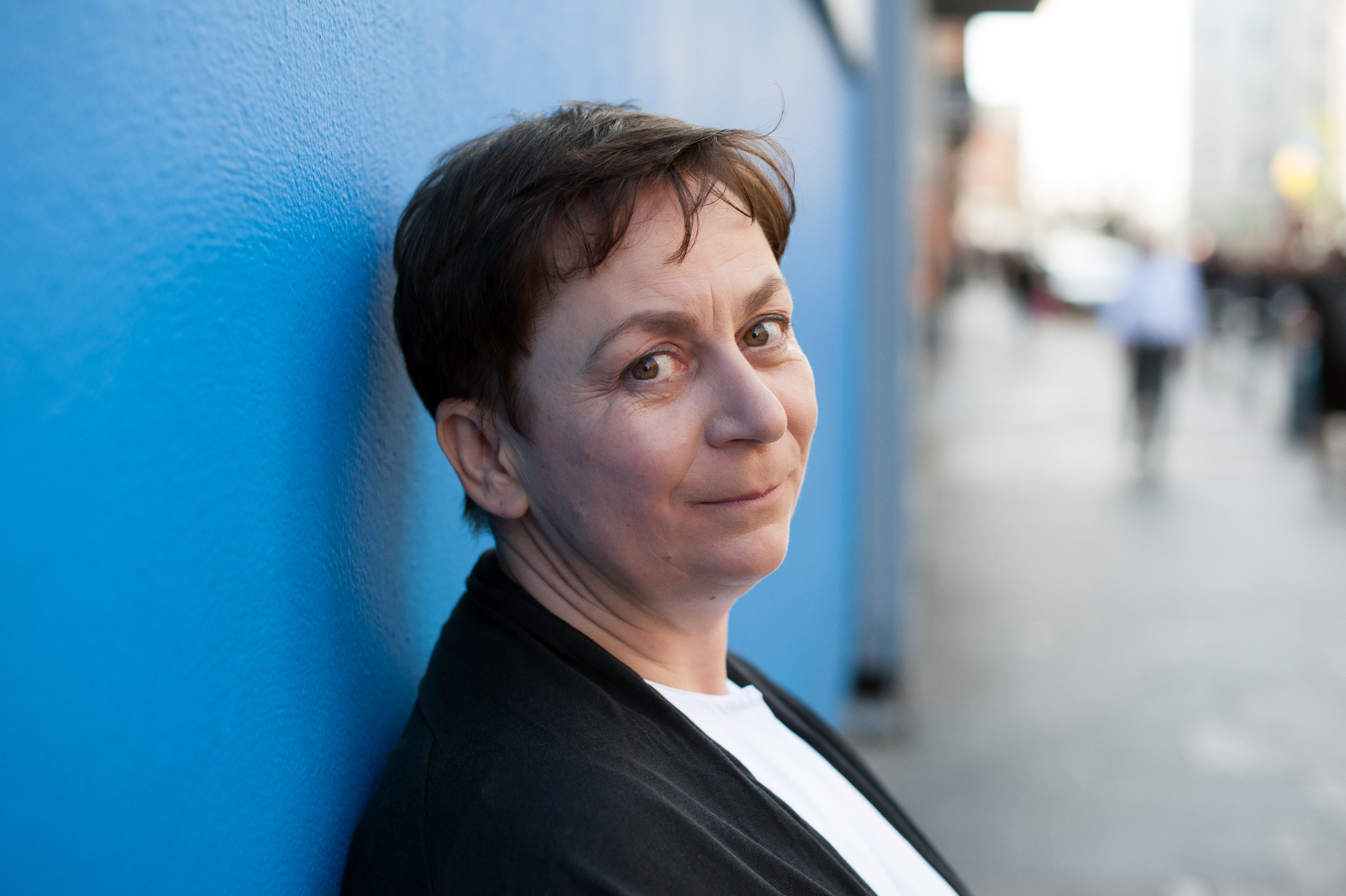 Anne Enright, Laureate for Irish Fiction, the first confirmed guest for Allingham 2016