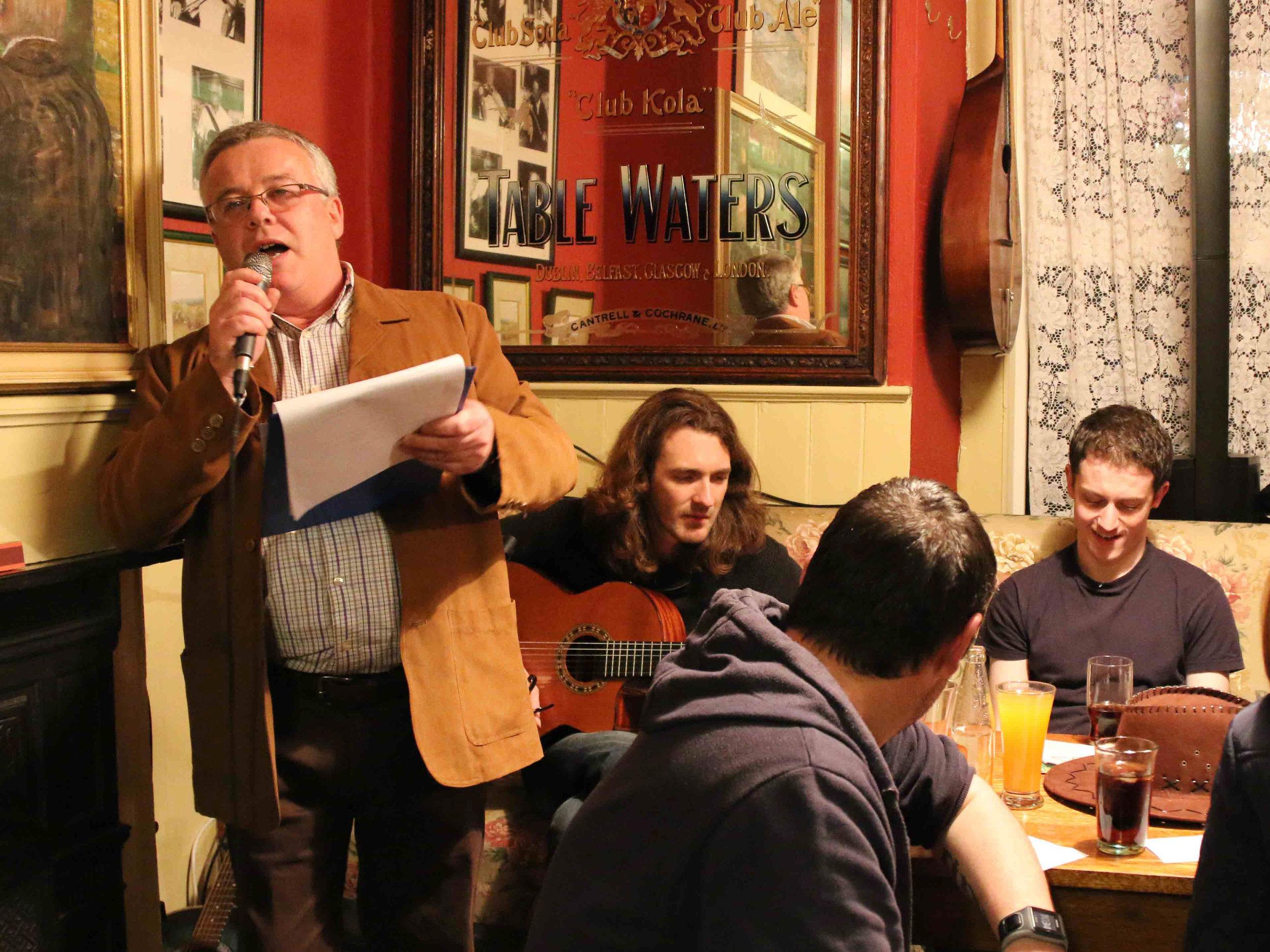 Allingham Festival Club - Mc Intyre's Saloon, Ballyshannon - Thursday Nov. 3rd 2016.jpg