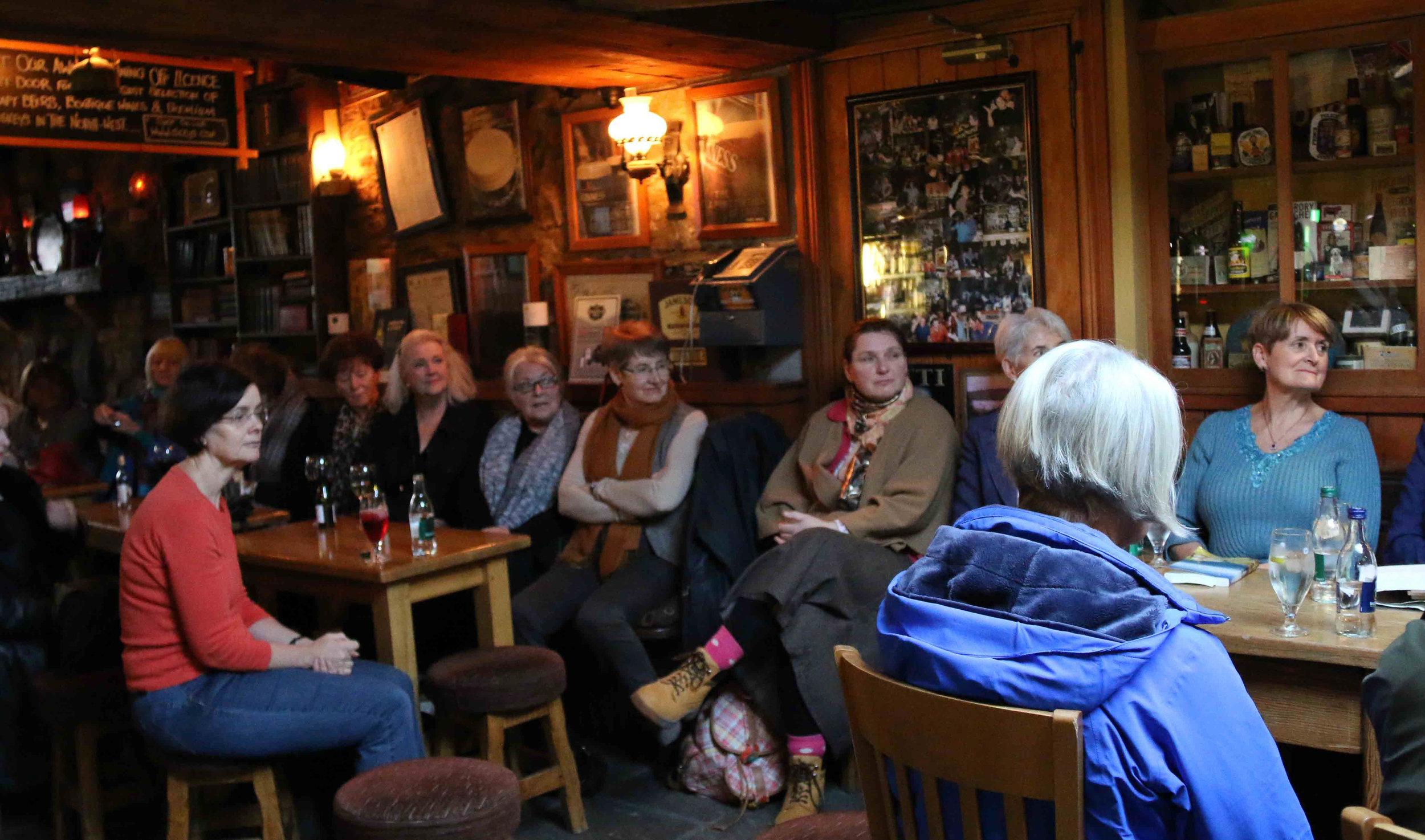 Poetry Reading with Mick Delap - Allingham Festival 2016, Ballyshannon-12.jpg