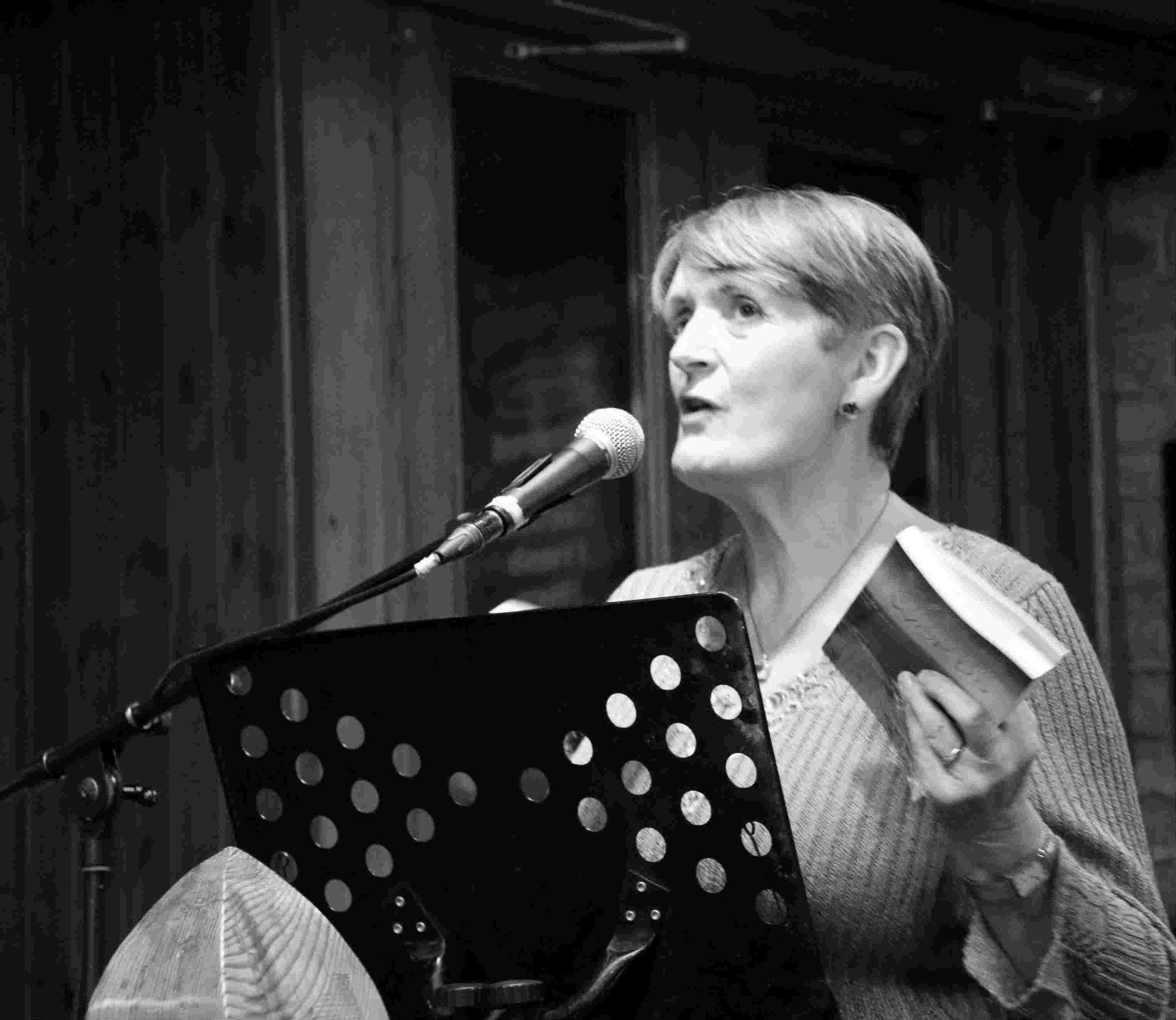 Poetry Reading with Mick Delap - Allingham Festival 2016, Ballyshannon-23.jpg