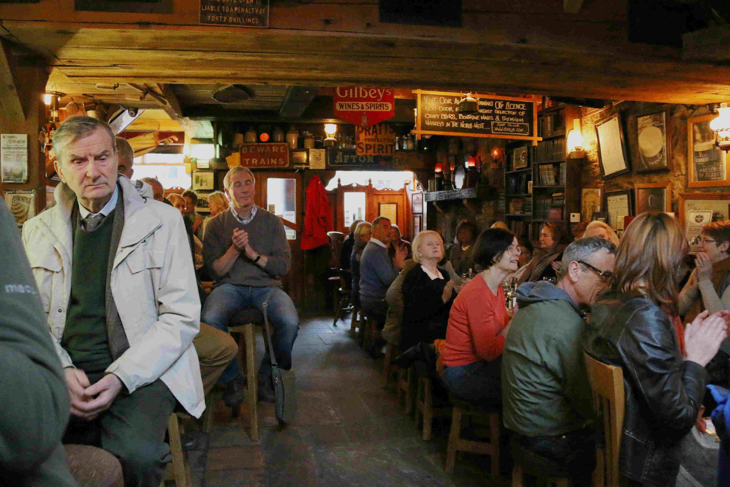 Poetry Reading with Mick Delap - Allingham Festival 2016, Ballyshannon-29.jpg