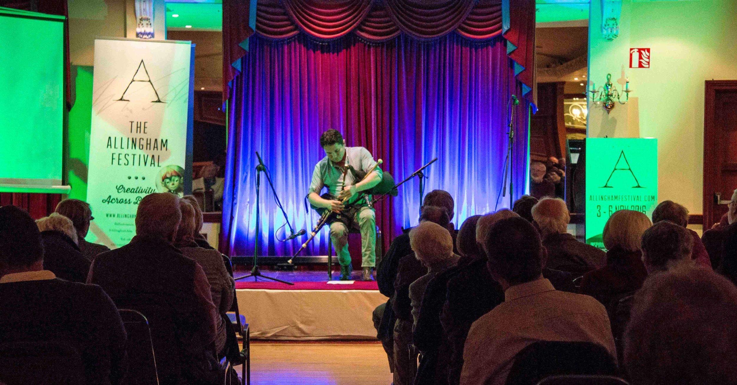 Comóradh Éamonn Ceannt - Allingham Festival 2016 - Friday Nov. 4th - Dorrian's Hotel-7.jpg