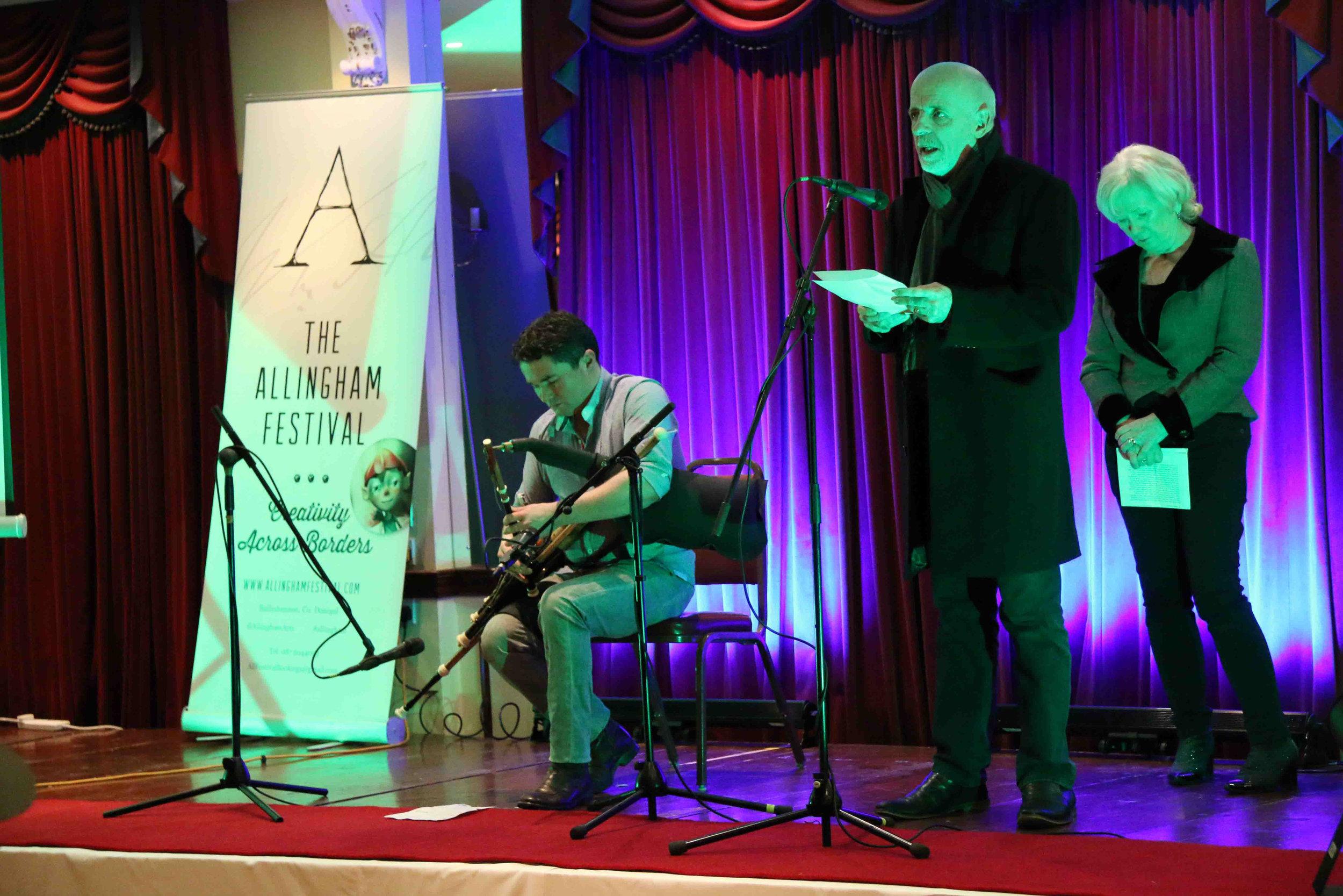 Comóradh Éamonn Ceannt - Allingham Festival 2016 - Friday Nov. 4th - Dorrian's Hotel-14.jpg