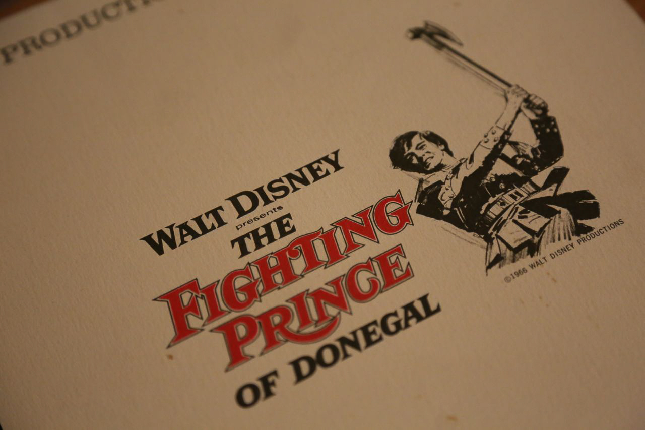 Ken Fox Lecture & 'The Fighting Prince of Donegal' - Abbey Arts Centre, Ballyshannon, Saturday Nov. 5th 2016-1.jpg