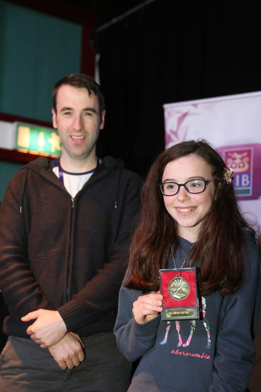 Young Writers' Awards sponsored by AIB - Allingham Festival 2016, Abbey Arts Centre, Ballyshannon Sat. Nov. 5th 2016-3.jpg