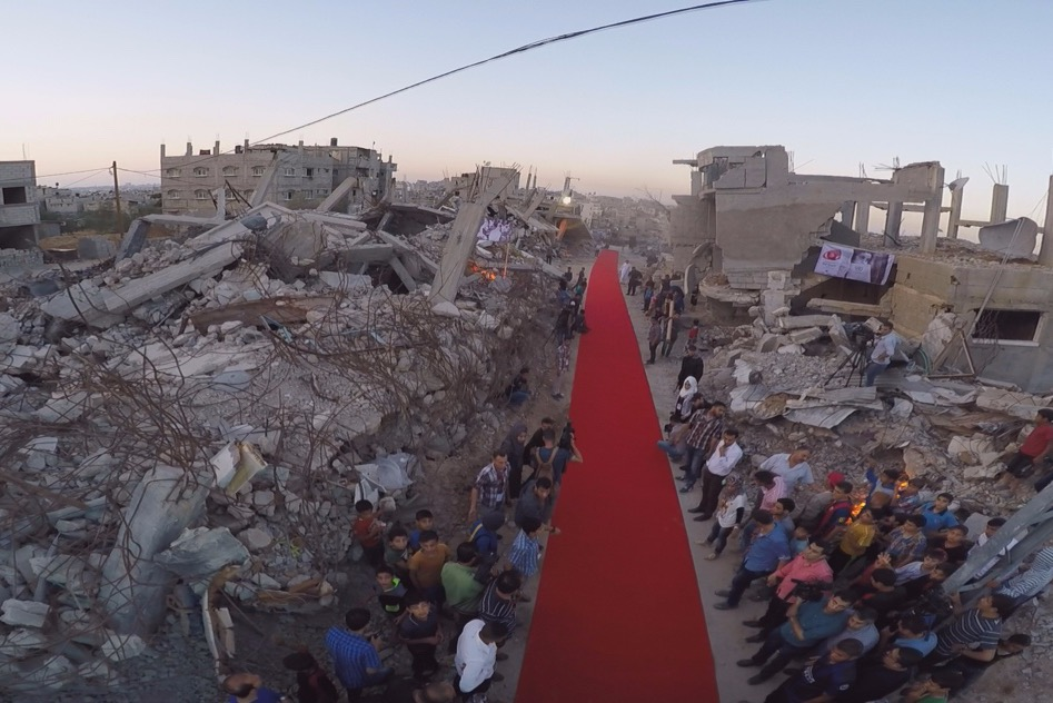 Gaza Red Carpet.jpg