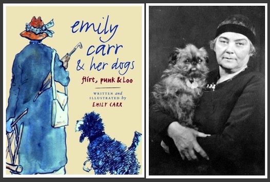 EMILI CARR AND THEIR DOGS.jpg