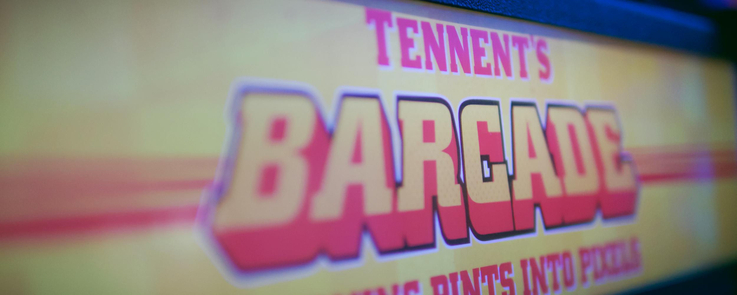 Tennents-Barcade-Banner