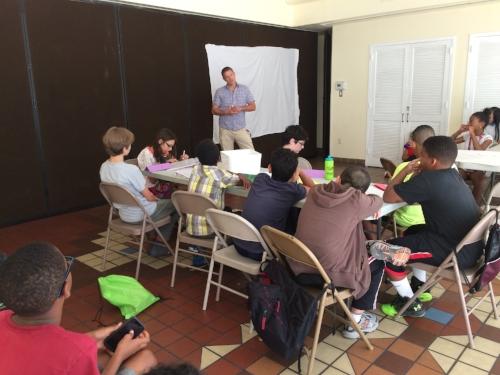 Presentations & Pitching