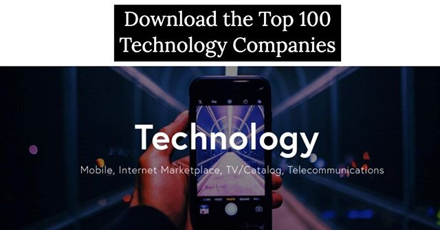 What percent of these top Brands & Retailers within the 'Technology' Industry can you actually recognize?http://ow.ly/pZPe50v8z2y