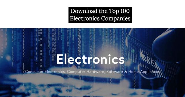 What percent of these top Brands & Retailers within the 'Electronics' Industry do you actually recognize? http://ow.ly/gyhD50vh3RF