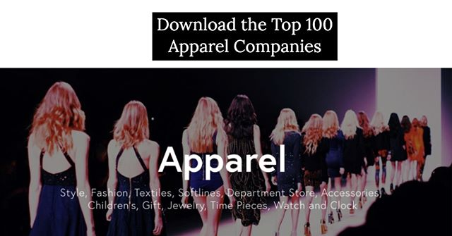 What percent of these top Brands & Retailers within the 'Apparel' Industry do you actually recognize? http://ow.ly/h4g950vic2p