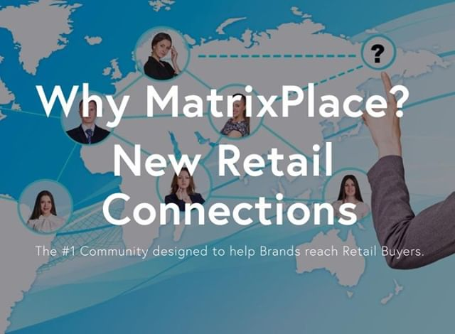 Offering you New Retail Partners based on your business type... See where you fit into the Community, and get your New Connections today! http://ow.ly/1mxF50vFT3D