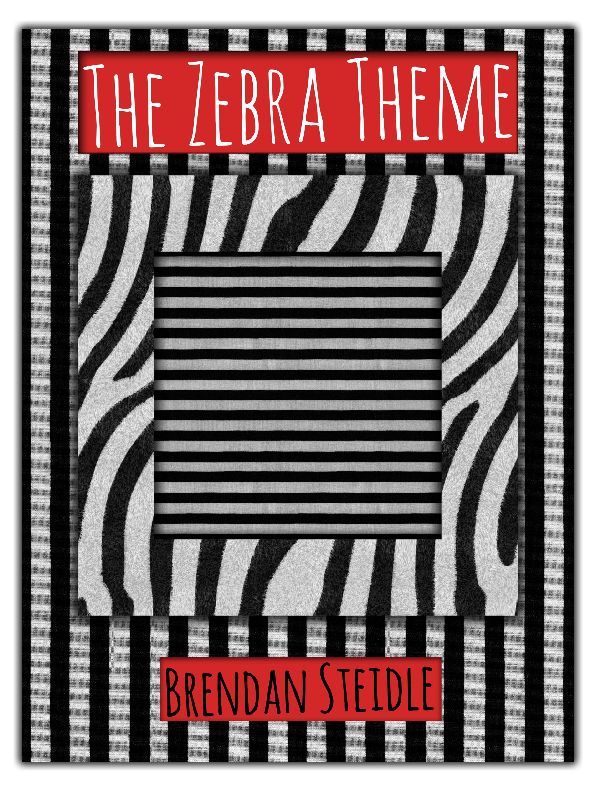 Zebra Theme Cover