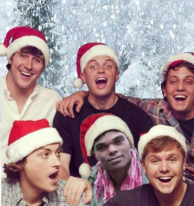 We are BACK Saturday night at the Pour House!! Tag a friend below to spread the holiday cheer for free tickets and merch 👇🏼 @chspourhouse @traversbrothership  #arc #chsmusic #tistheseason #nonphotoshopped #chspourhouse