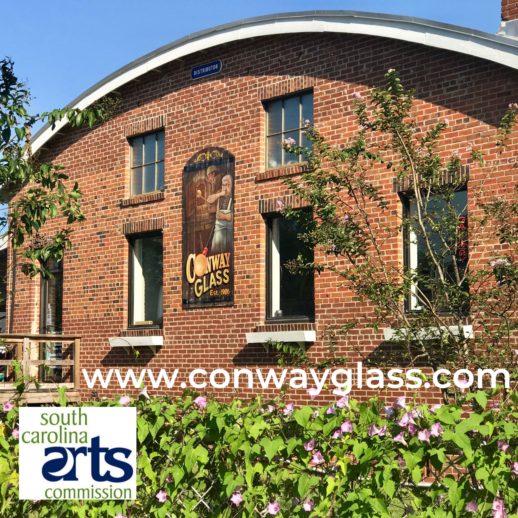708 12th Ave. Conway, SC 29526  www.conwayglass.com