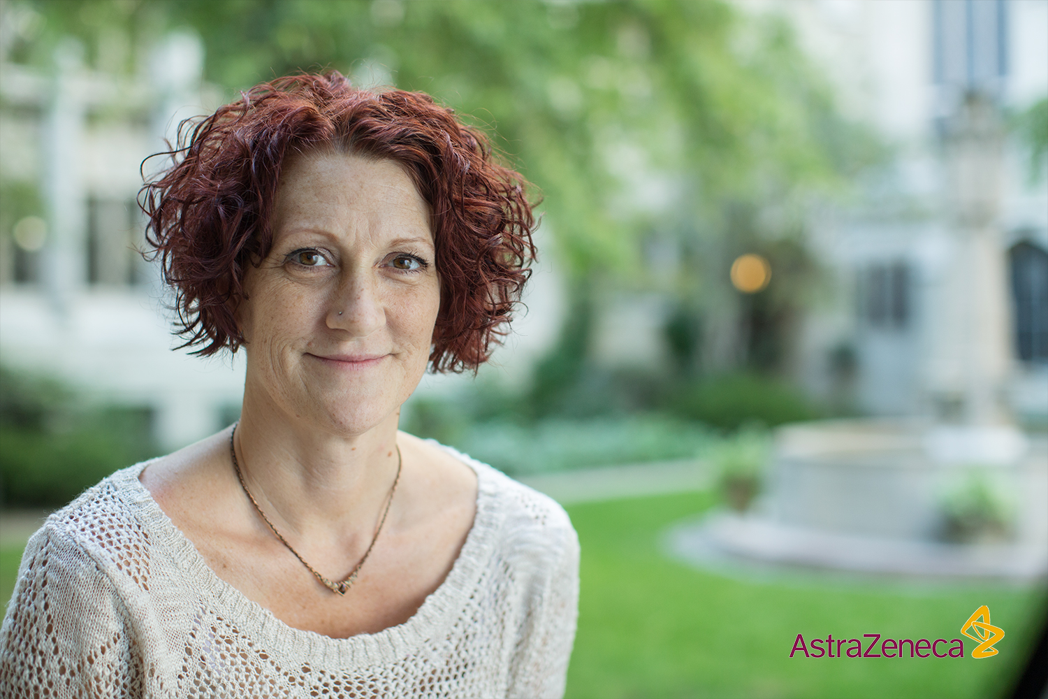 "Michael Berman Portrait Photography - for AstraZeneca's ""LVNG With Lung Cancer"" campaign"