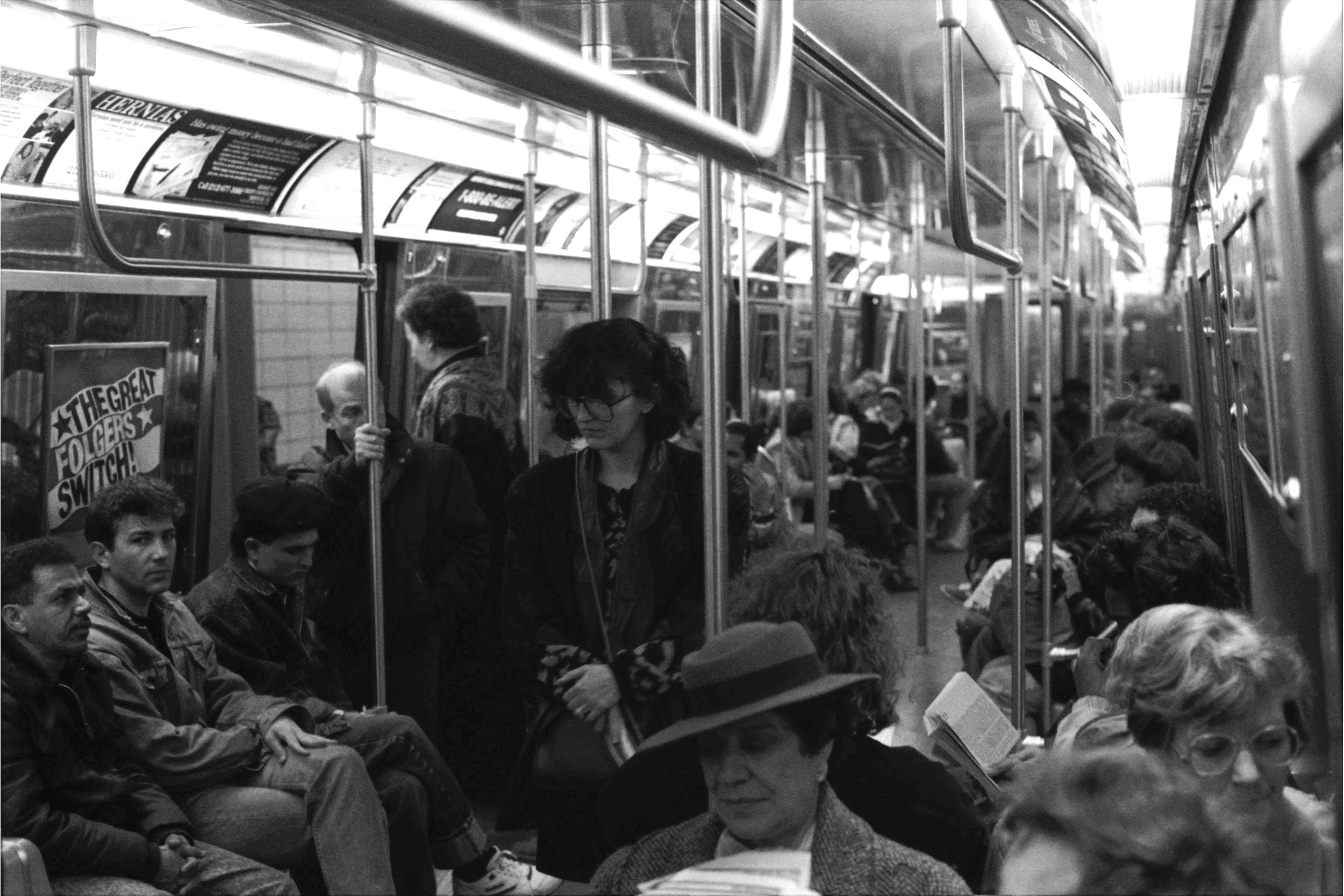 Subway, undated