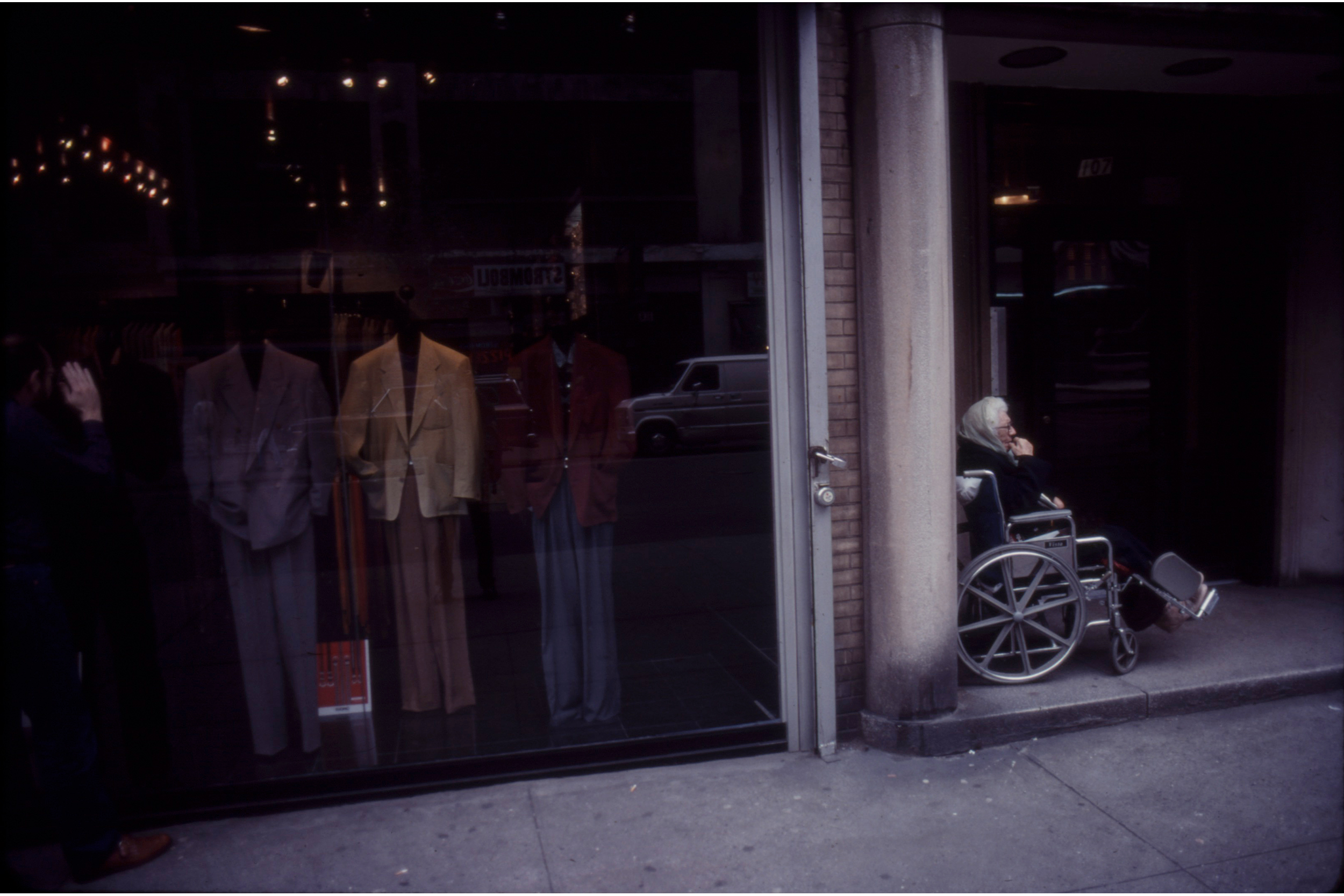 University Place, April 1990