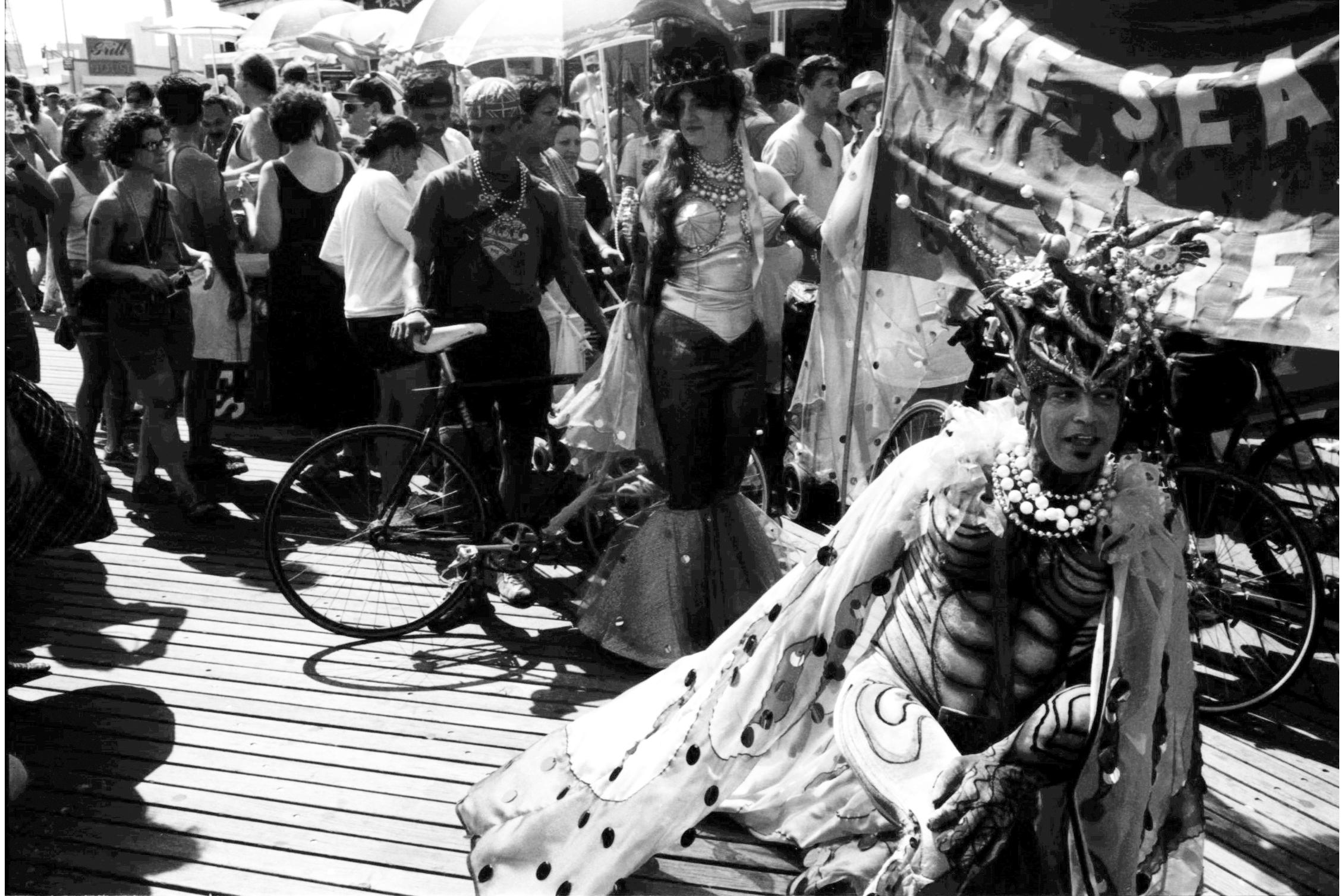 Mermaid Parade, 1993