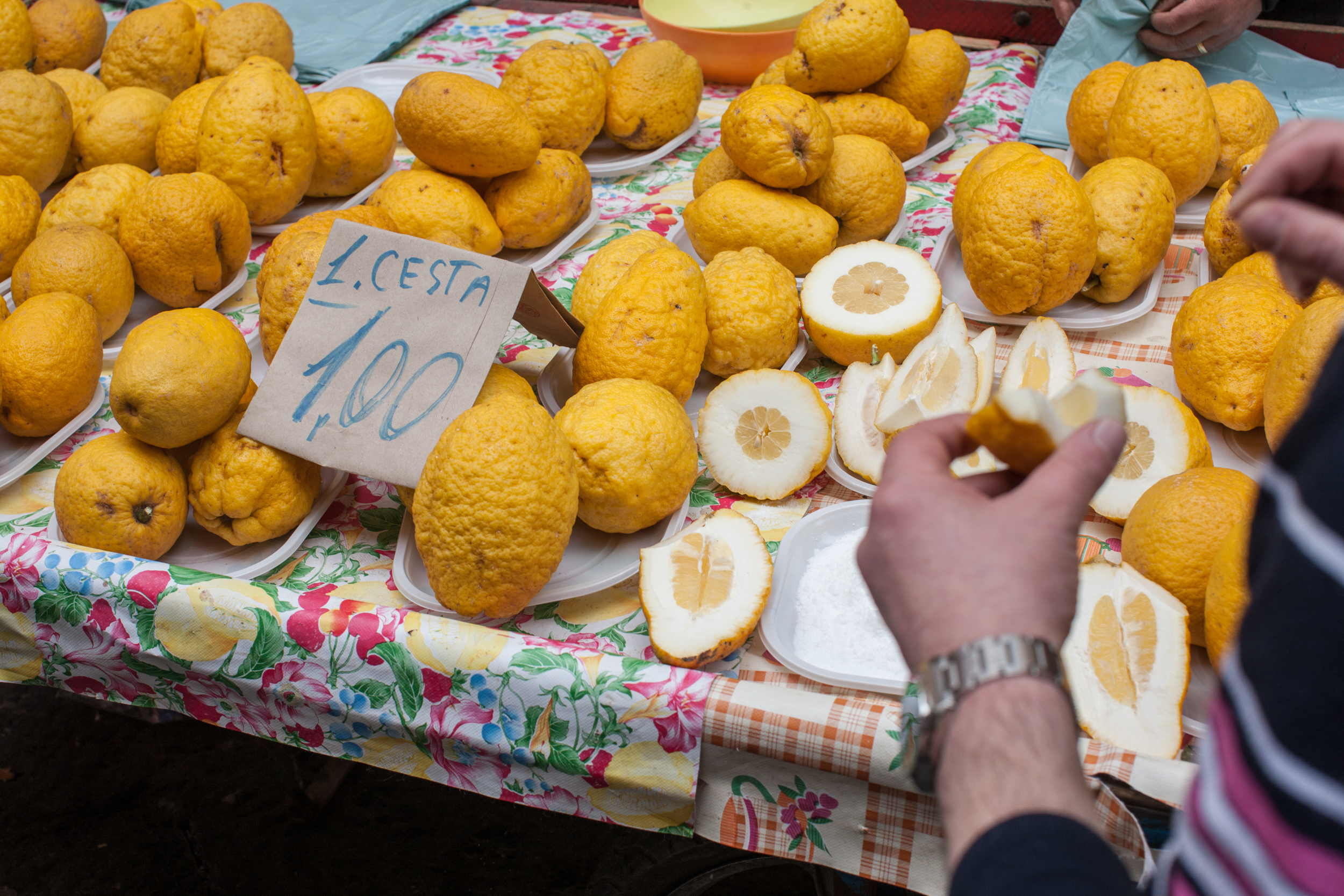 Citrons for sale