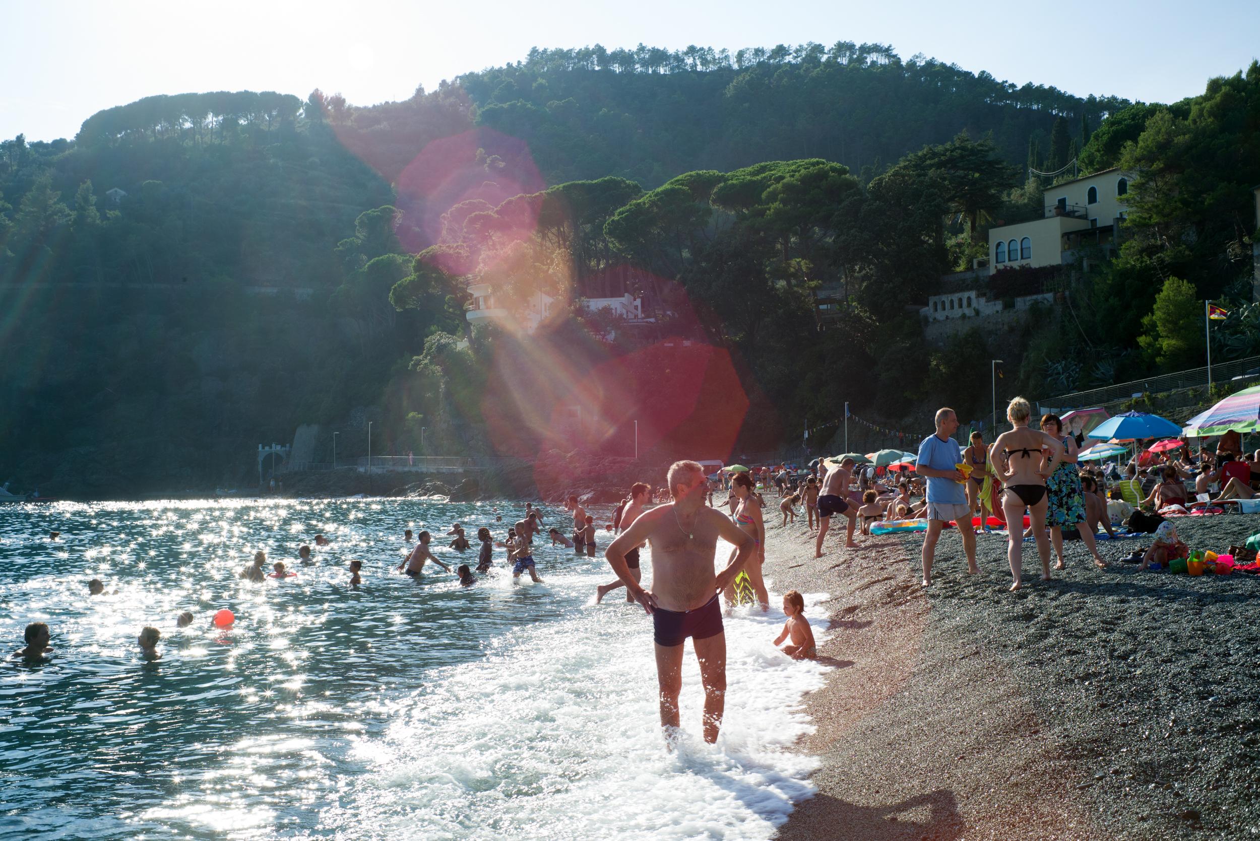 Beach - Bonassola