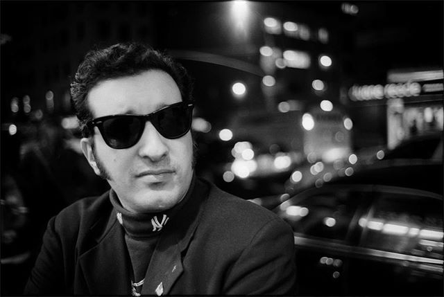 Jack - 1999, 23rd Street, near his apartment. I remember, that that night he was furious with Time Warner Cable. Not sure why. * * #99snapshots #manhattan #nyc #leica #leicam6 #murrayhill #eastside #nycpeople #yankees #nyyankees #timewarner #sunglassesatnight #newyorklife #ig_nyc  #documentary #realpeople #documentaryphotography #thenandnow #people_infinity #newyorkcitylife  #portrait  #documentaryfilm  #newyorkatnight #film #filmphotography #35mm #kodaktrix #portraits_universe #blackandwhite #noir_shots