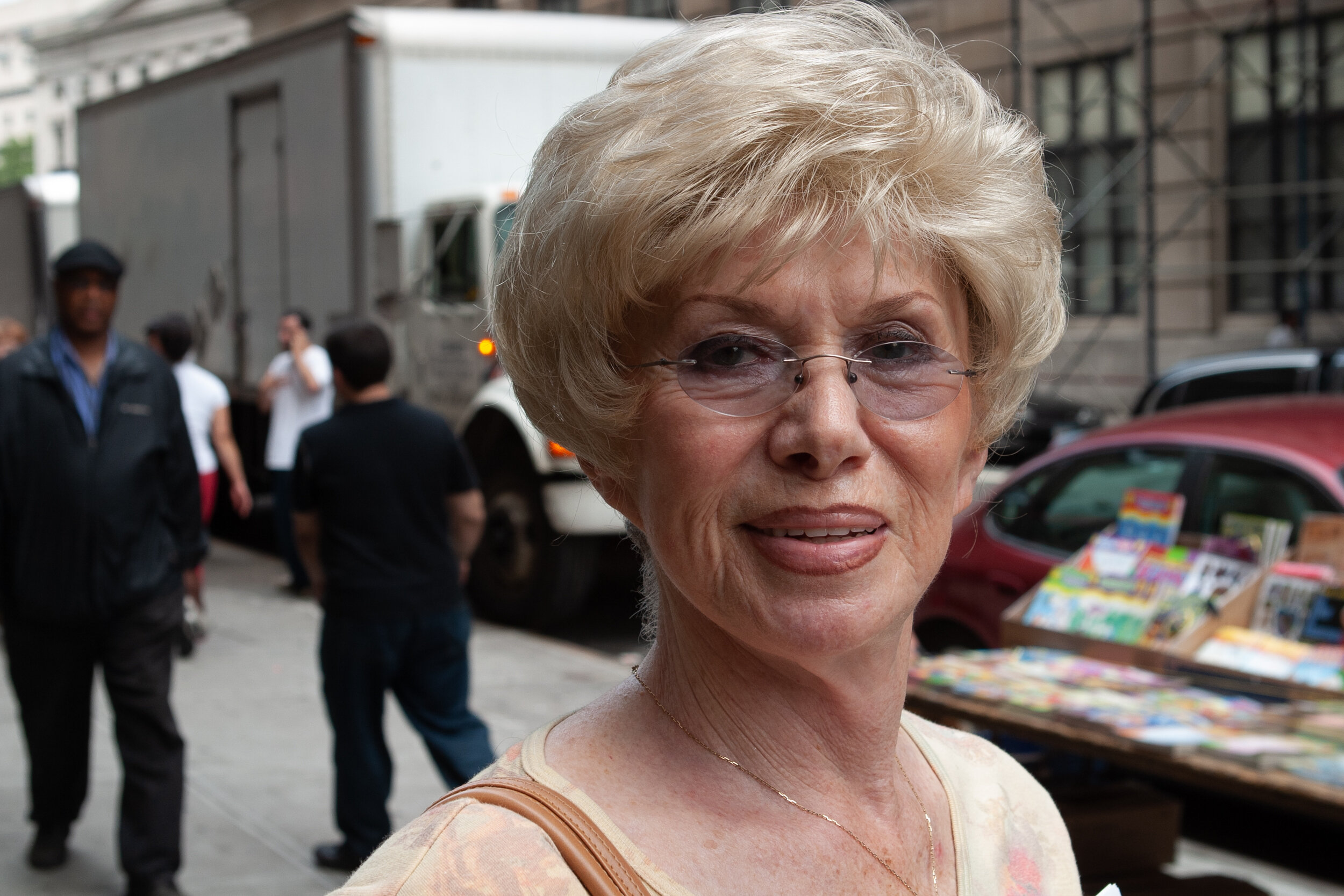 Activist for Women with AIDS, Downtown Brooklyn