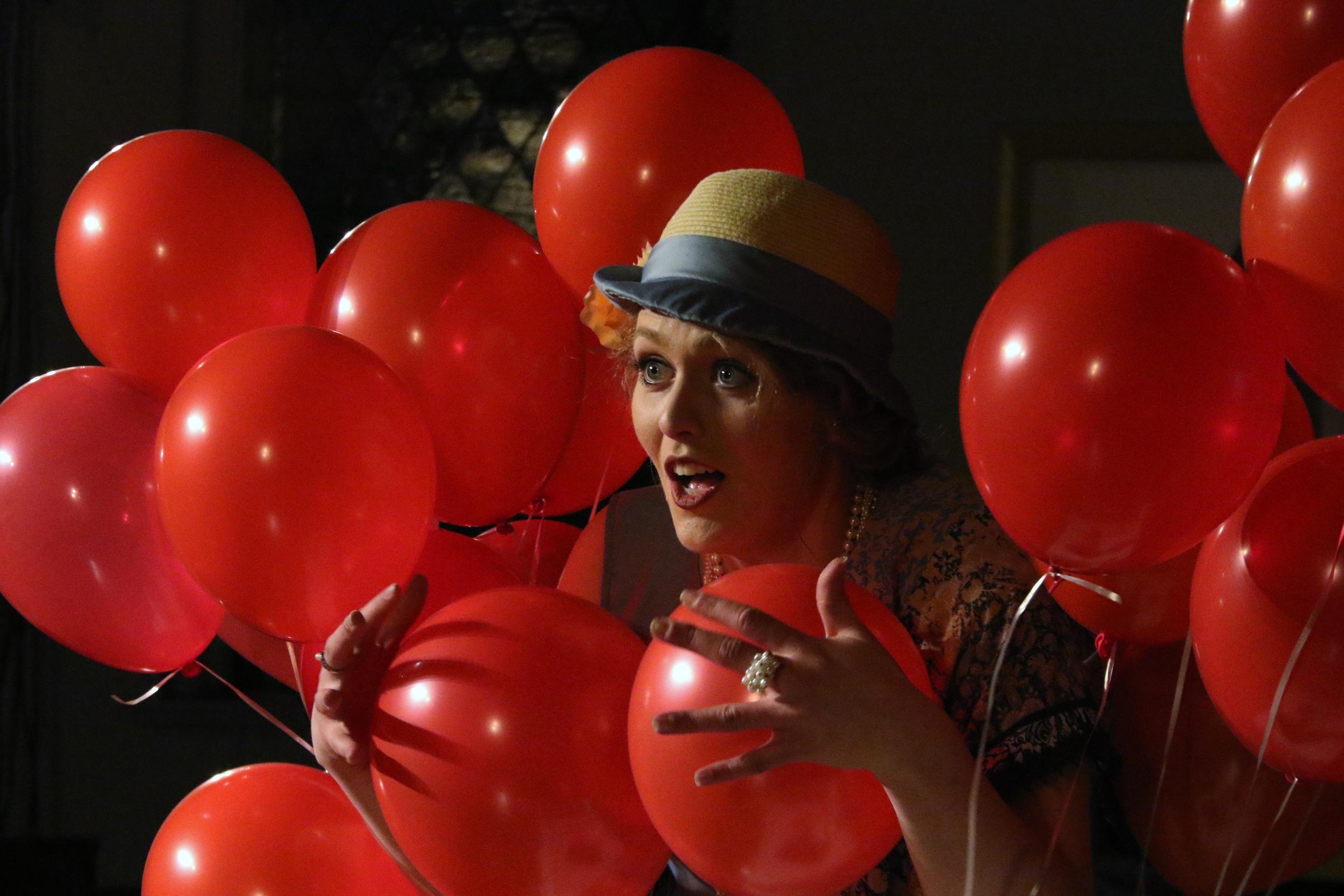 Casey Dutt as Dee Dee Shealyn Jae Photography