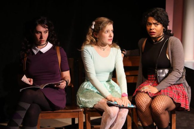 Chara Bauer as Patty, Emily Sucher as Jeanine, and Tatiana Ford as Renee Shealyn Jae Photography