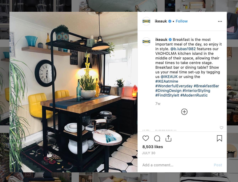 Ikea UK/Instagram