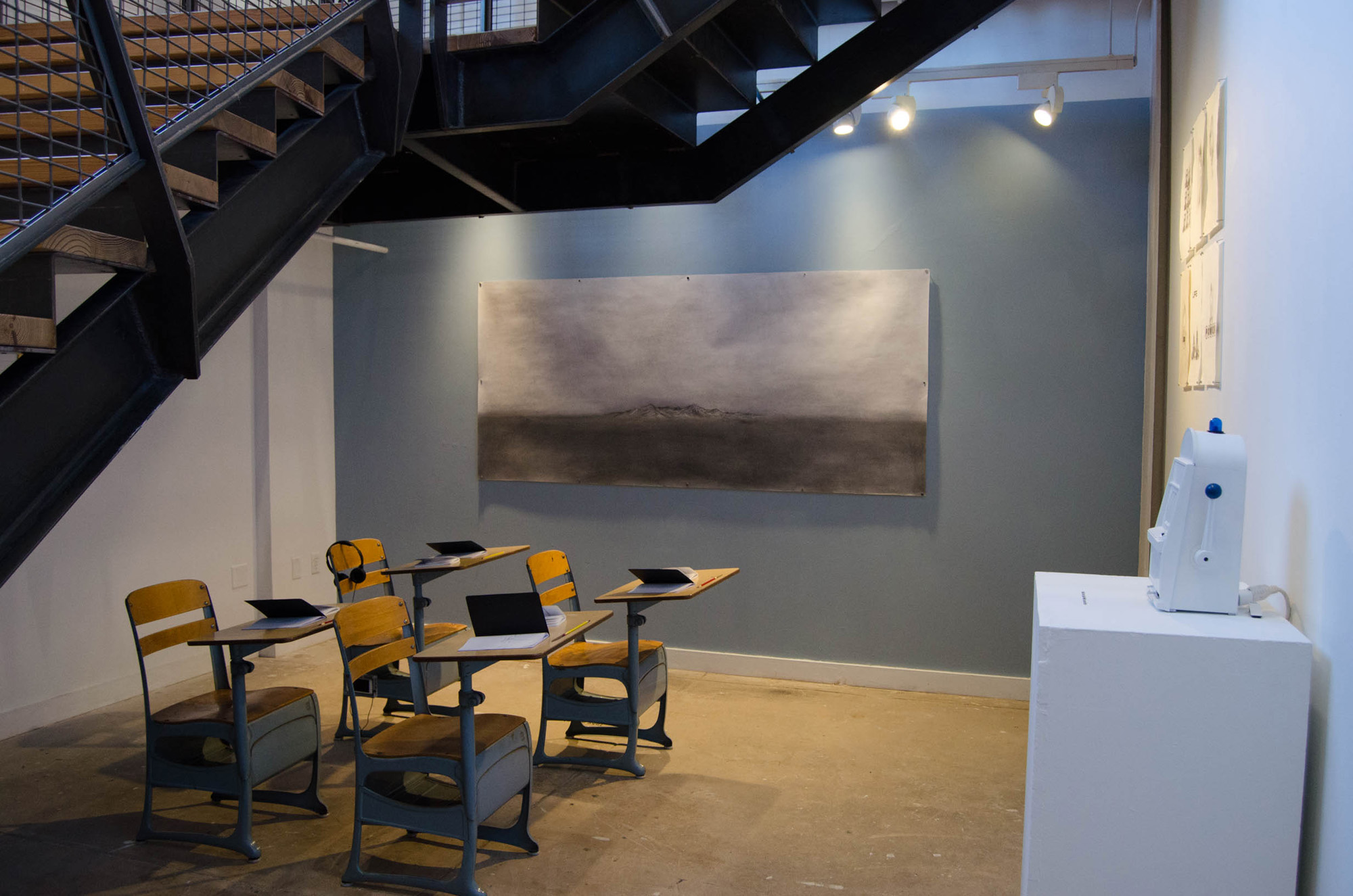 American Dreaming - Installation View