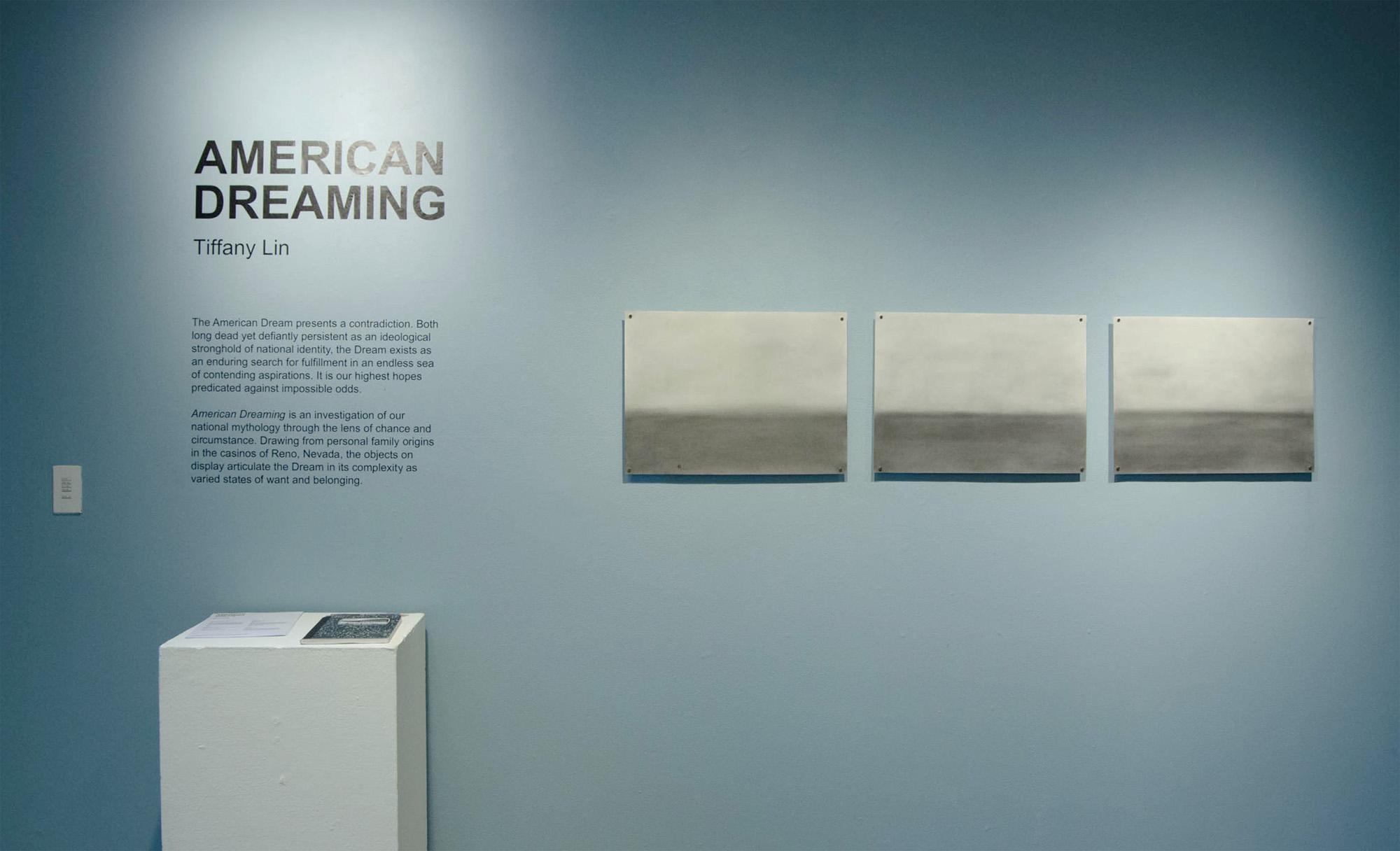American Dreaming - Installation
