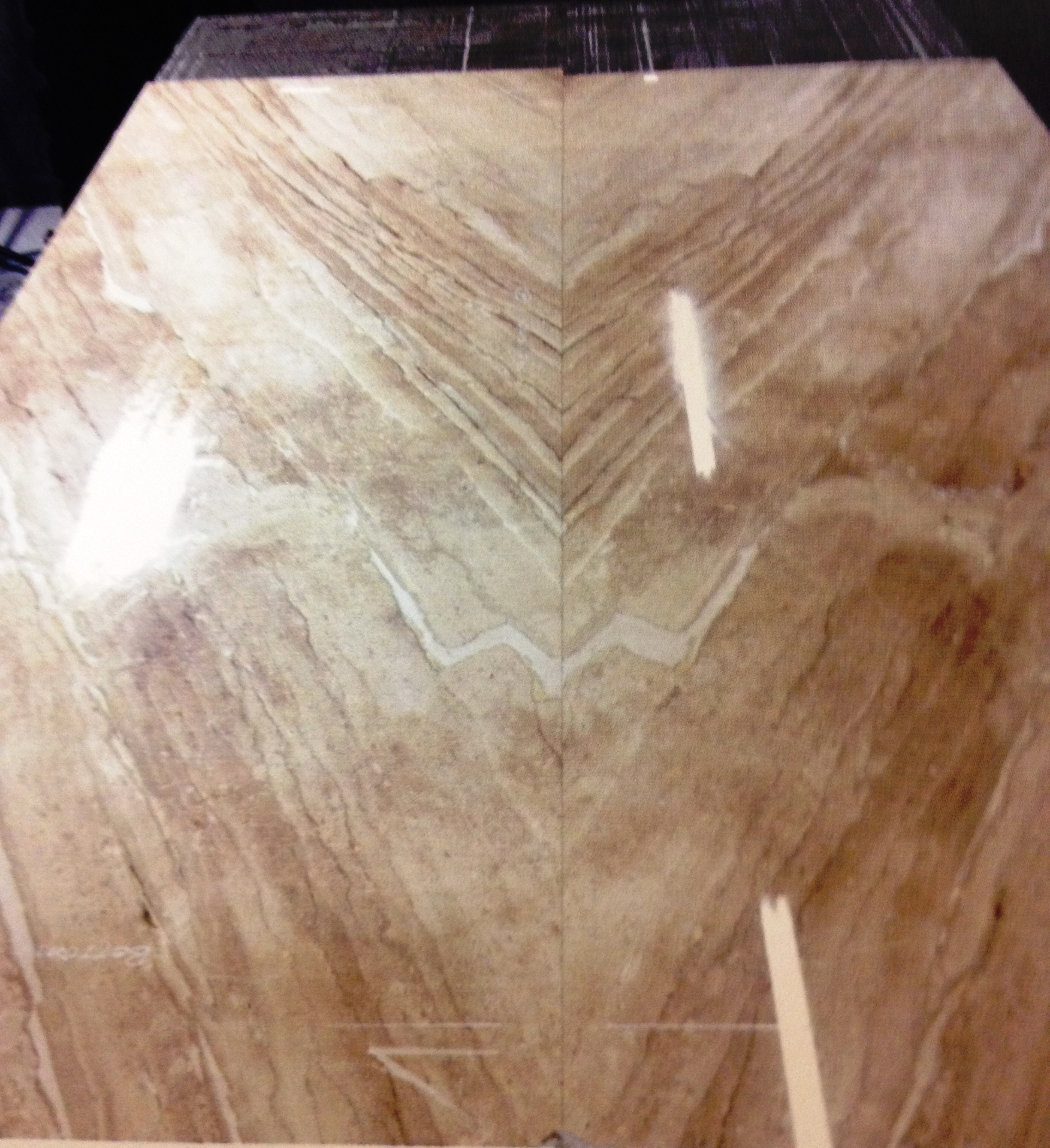 Marble made to measure!