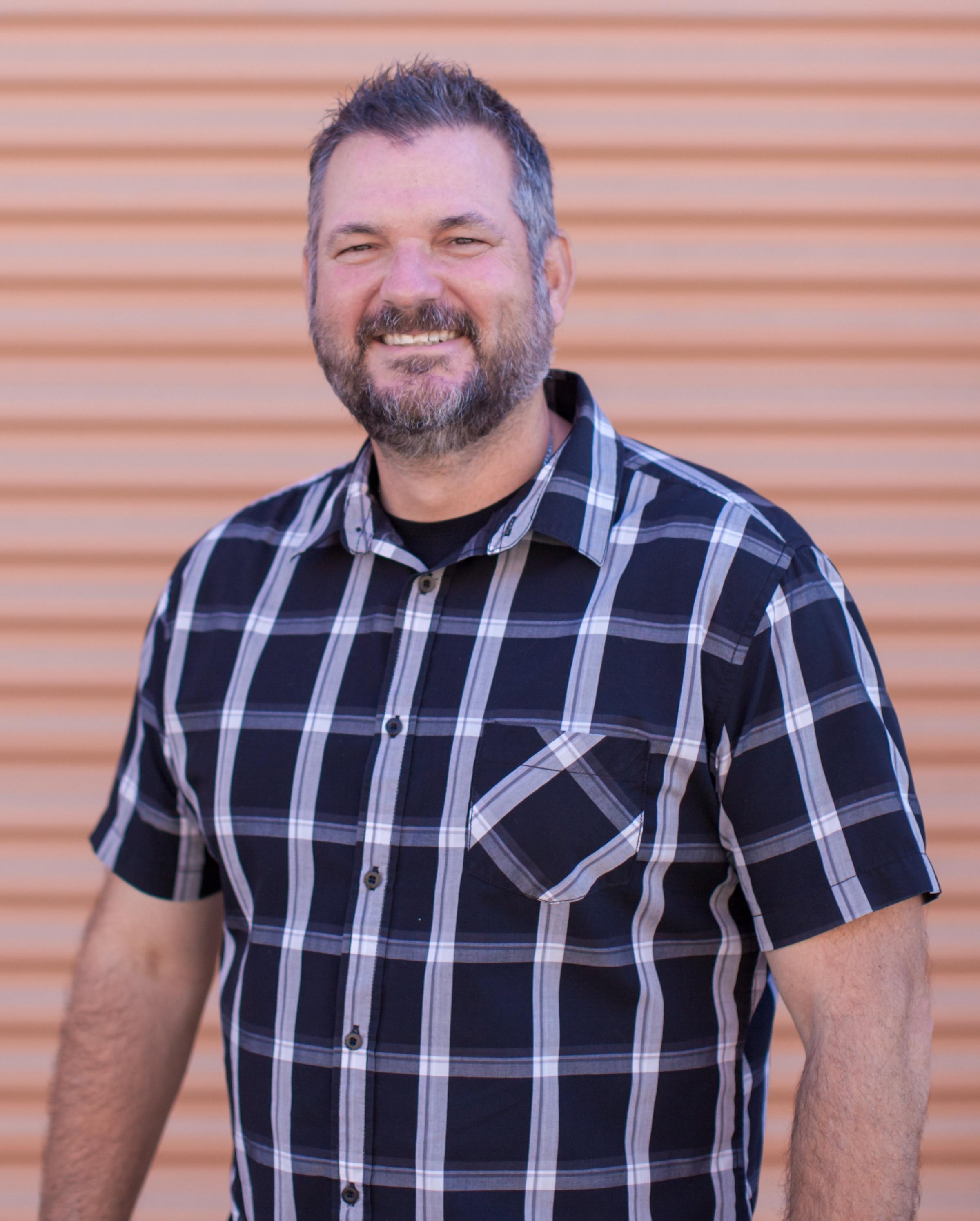 Pastor Chris Grattan