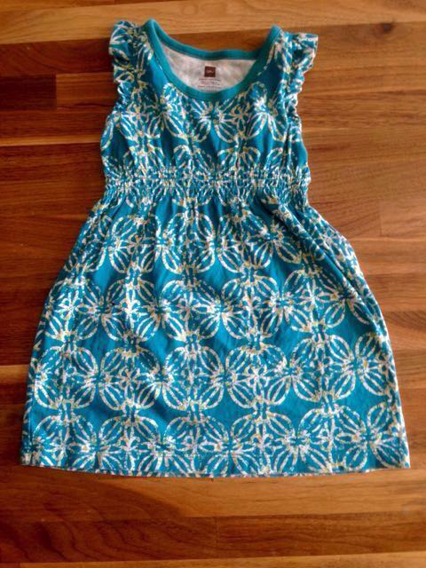 TURQUOIS TEA COLLECTION Dress