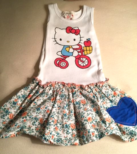 Misha Lulu Hello Kitty Dress