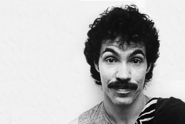 John Oates, I'm afraid I mustache you a question.
