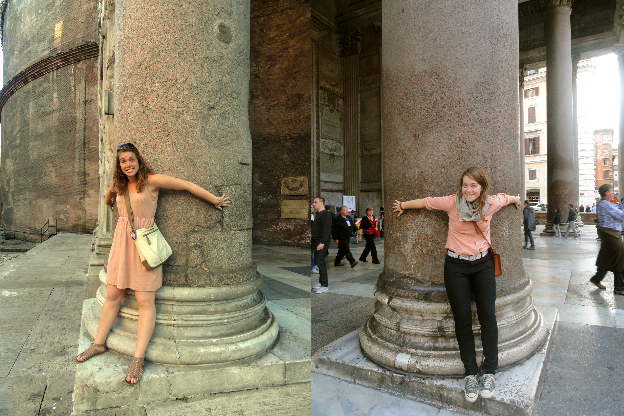 Rome 2011 and 2012