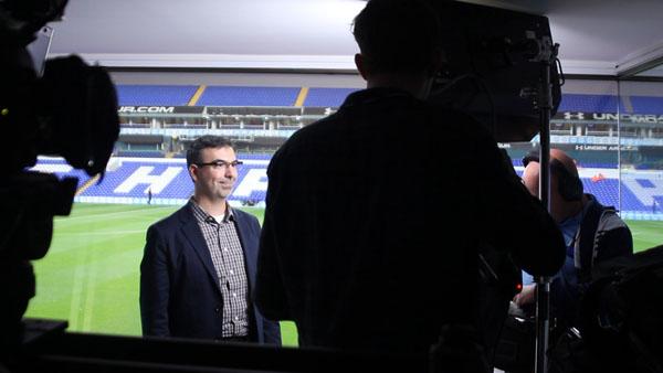 HP Autonomy exec interviewee Martin Cuellar talks social media analytics.
