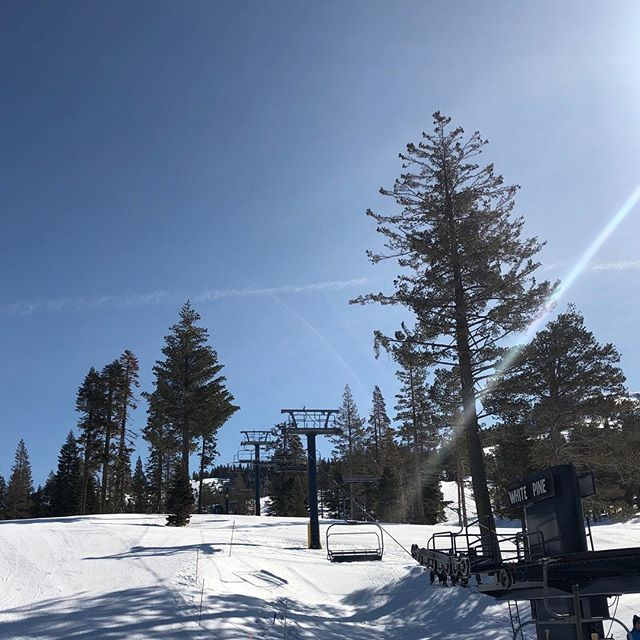 Epic weekend between the snow and The City. #nofilter  #crosscountryskiing  #tahoe  #truckee  #sugarbowlresort  #sanfrancisco  #theater  @sf_curran  #thejunglesf