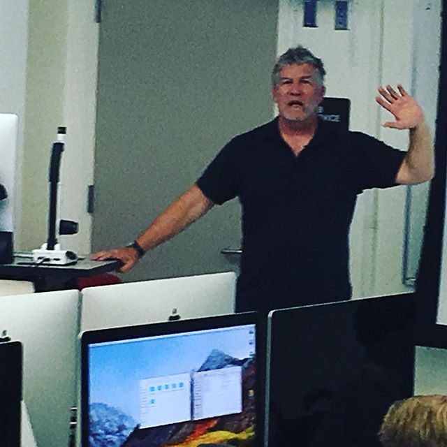 honored to give a guest lecture on a career in #video #film at Sacramento State .. #filmmaking #corporatevideo #teaching #storytelling #videoproduction #editing