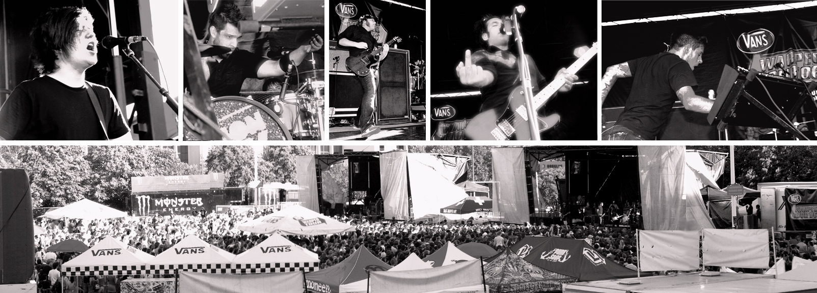 Motion City Soundtrack - Warped Tour