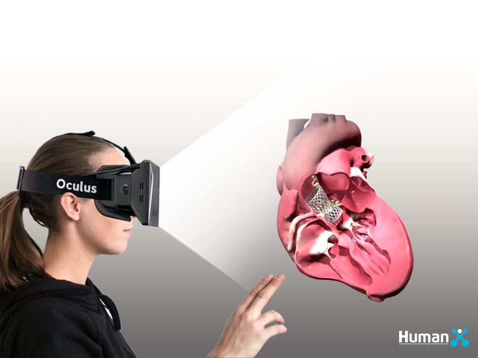Humanx Virtual Reality