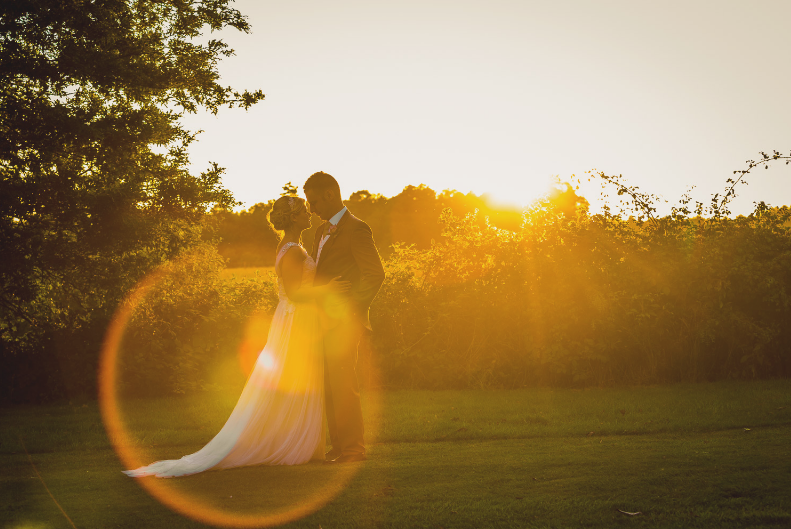 Highfield Park - Adam and Michelle celebrated their special day at this elegant Hampshire hotel.